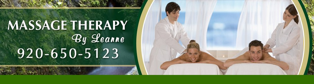 Massage Therapist - Fort Atkinson, WI - Massage Therapy By Leanne