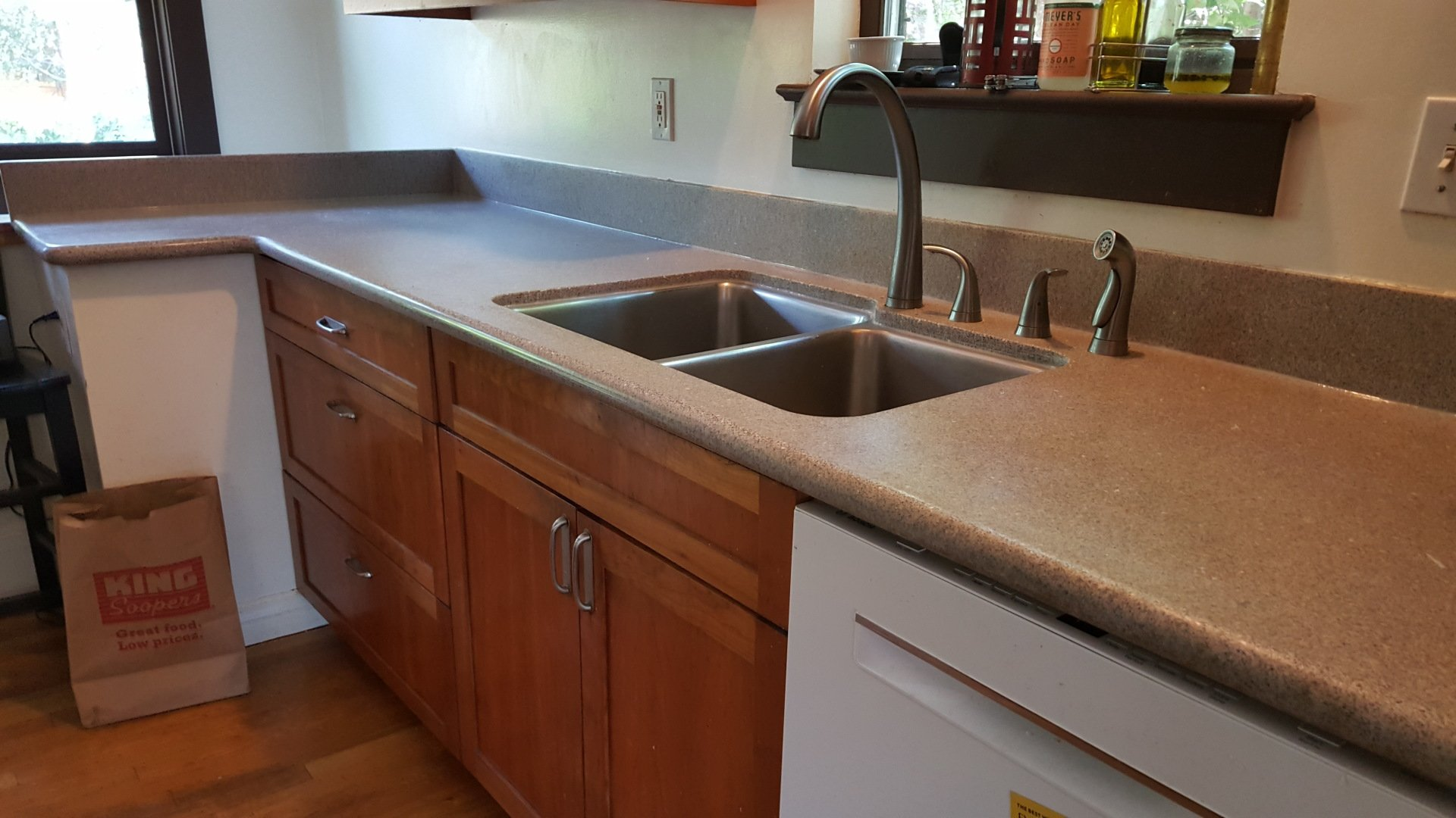 Solid Surface Solid Surface Countertop Denver Co