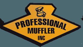 Professional Muffler Inc logo