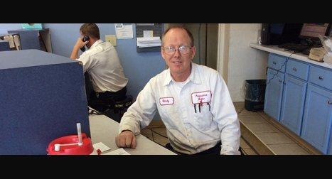 Randy Lockwood, Manager