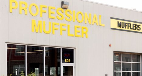 Professional Muffler Inc