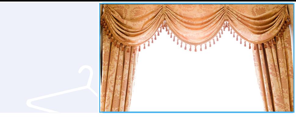Upscale drapes