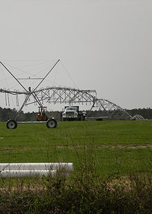Irrigation Systems - Lyons, GA - Brown Implement & Milling, Inc.