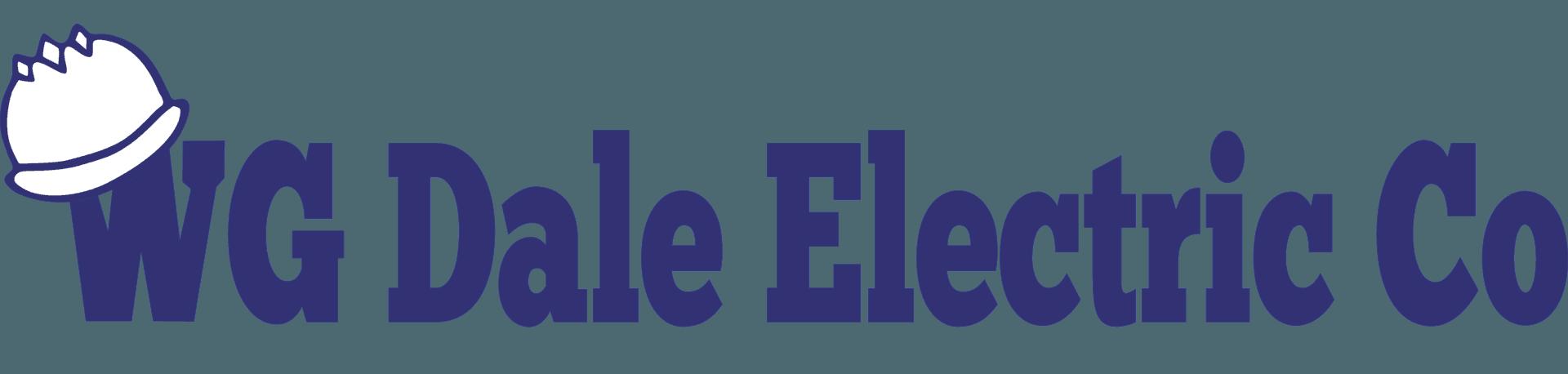 W. G. Dale Electric Co. - Logo
