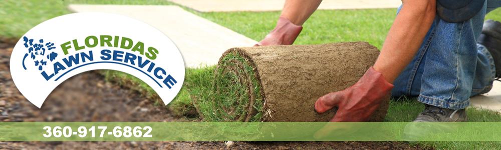 Lawn Care - Poulsbo, WA - Floridas Lawn Service