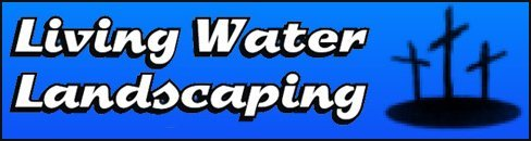 Living Water Landscaping - logo