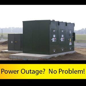 Generators - St. Louis, MO - Wallace Electrical Services - Generators - Power Outage?  No Problem!