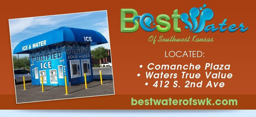 Best Water of Southwest Kansas Water Kiosk | Dodge City, KS