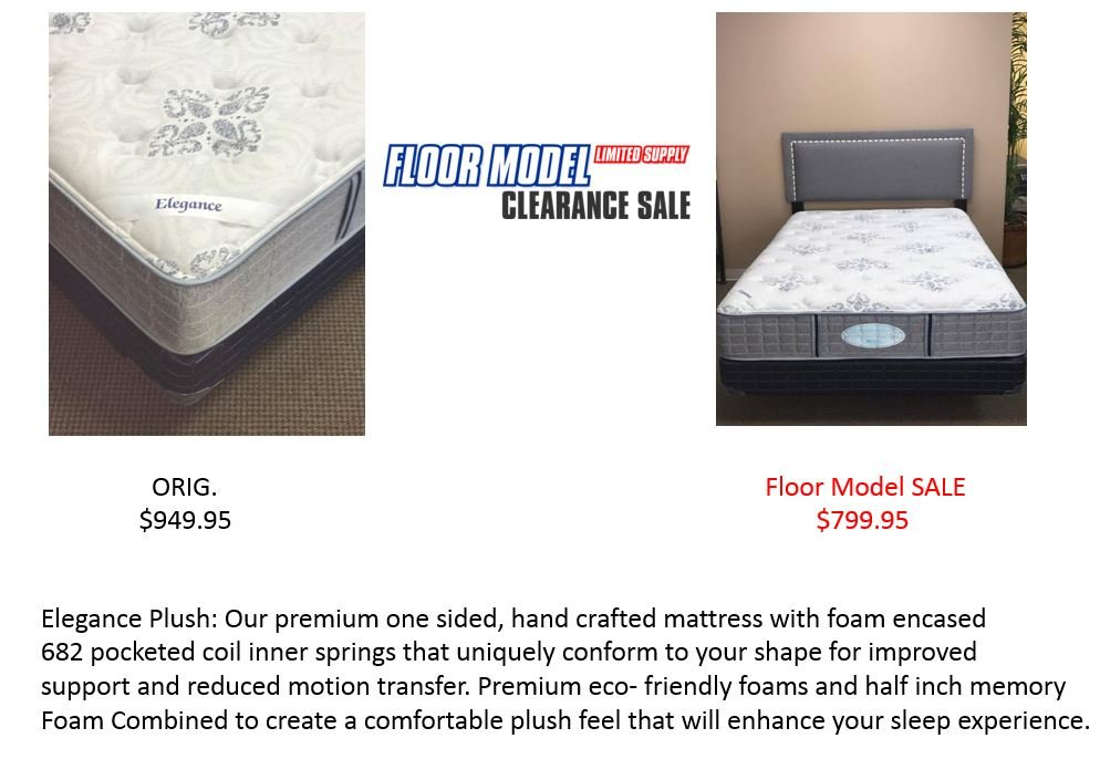Sleep Number Bed Warehouse Closeout