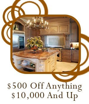 Kitchen remodeling - Norwalk, CT  - Home Improvements Unlimited - Kitchen - $500 Off Anything $10,000 And Up