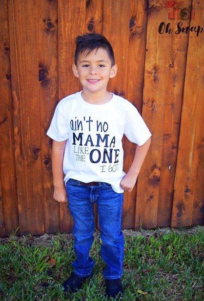 kid in tshirt
