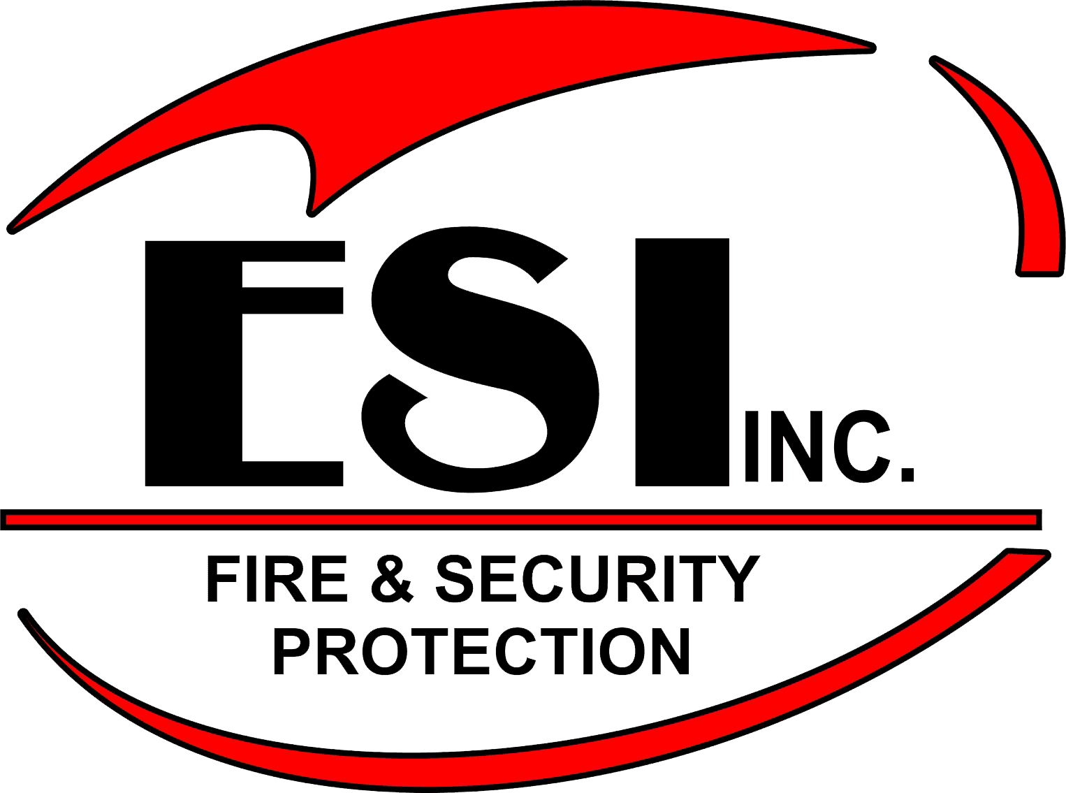 ESI Fire & Security Protection - logo