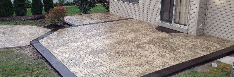 Stamped Concrete Surfaces