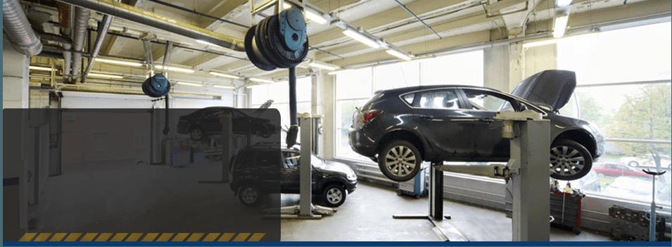 auto repair garage shop