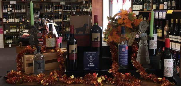 Wine and liquor gifts for the holiday