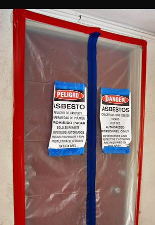 Asbestos Containing Materials Acm In Portland