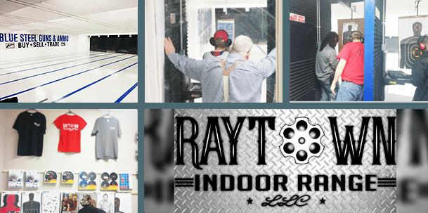 Raytown Indoor Range | Raytown, MO | Blue Steel Guns & Ammo | 816-358-8004