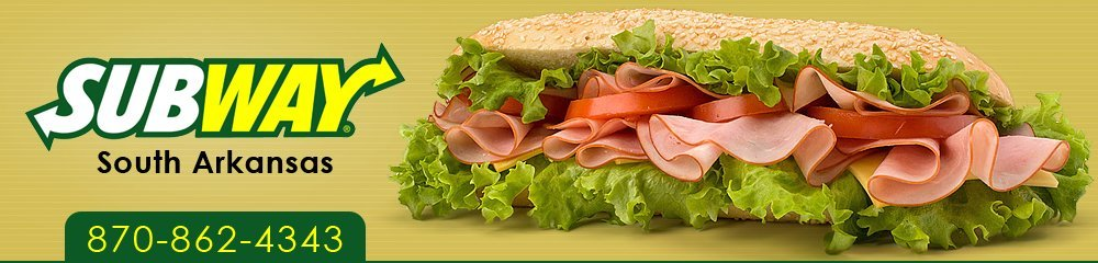 Sandwich Bar - El Dorado, AR - Subway South Arkansas