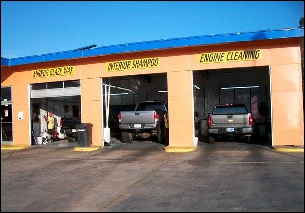 Extreme Detail garage trucks