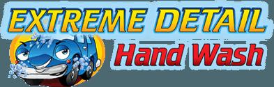 Extreme Detail Hand Wash - Logo