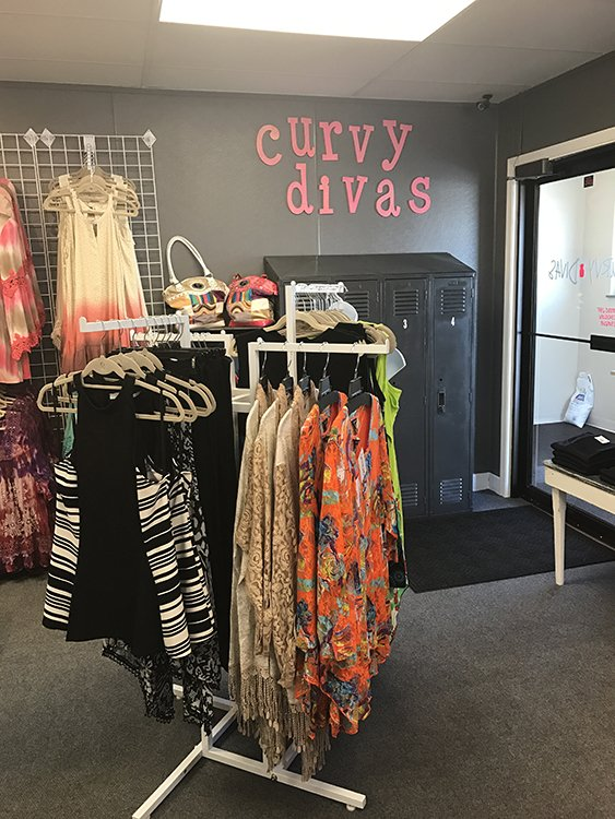 Woman's clothing boutique