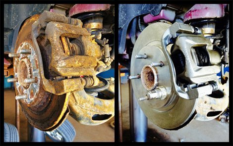 Pad Replacement | Oxford, MI | West Side Brakes & Front End | 248-628-3262