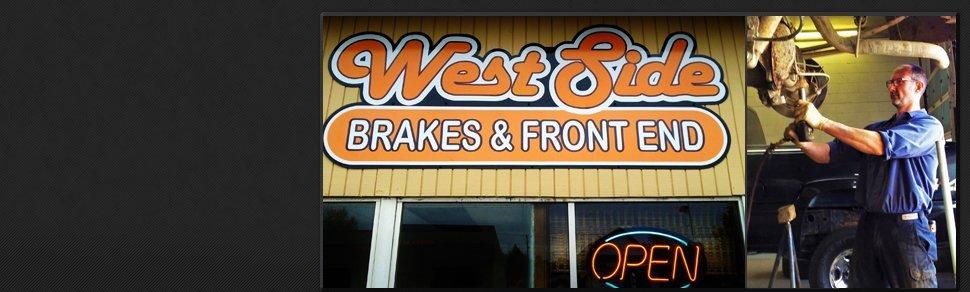 Struts | Oxford, MI | West Side Brakes & Front End | 248-628-3262