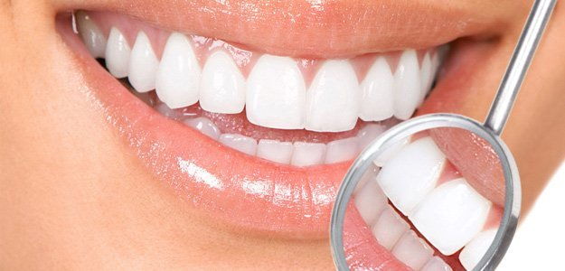 clean teeth