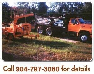 Tractor - St. Augustine, FL - Southern Comfort Services
