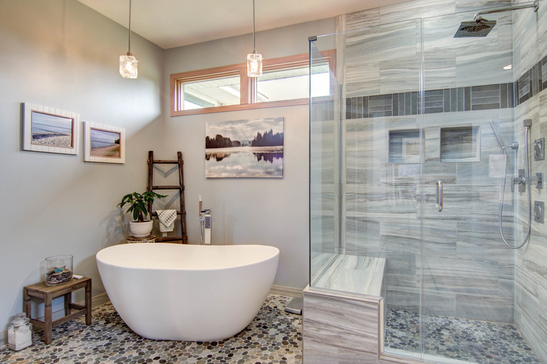 New Leaf Remodeling LLC Bathroom Gallery Rockford IL - Bathroom remodeling rockford il
