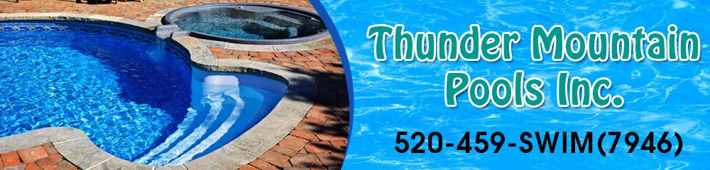 Pool Maintenance Services - Sierra Vista, AZ - Thunder Mountain Pools Inc.
