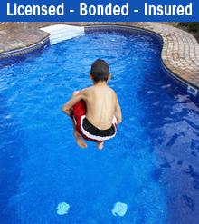 Pool Services - Sierra Vista, AZ - Thunder Mountain Pools Inc.