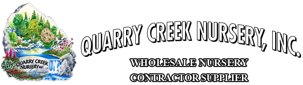 Quarry Creek Nursery Inc.- Logo