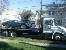 tow truck - Peabody, MA - Phil's Towing and Recovery Services - Full service towing