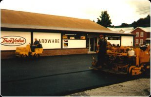 Commercial pavment contractors | Utica, NY | Stanley Paving | 315-733-0012