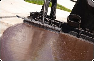 Seal coating pavement contractors | Utica, NY | Stanley Paving | 315-733-0012