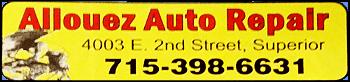 Aloouez Auto repiar Logo