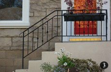 iron | Pittsburgh, PA | Lux Ornamental Iron Works Inc. | 412-481-5677