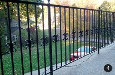 aluminum | Pittsburgh, PA | Lux Ornamental Iron Works Inc. | 412-481-5677