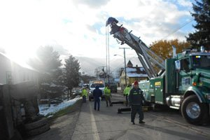 Heavy-Duty Towing  | Weirton, WV | Nick's Auto Sales | 304-797-7090