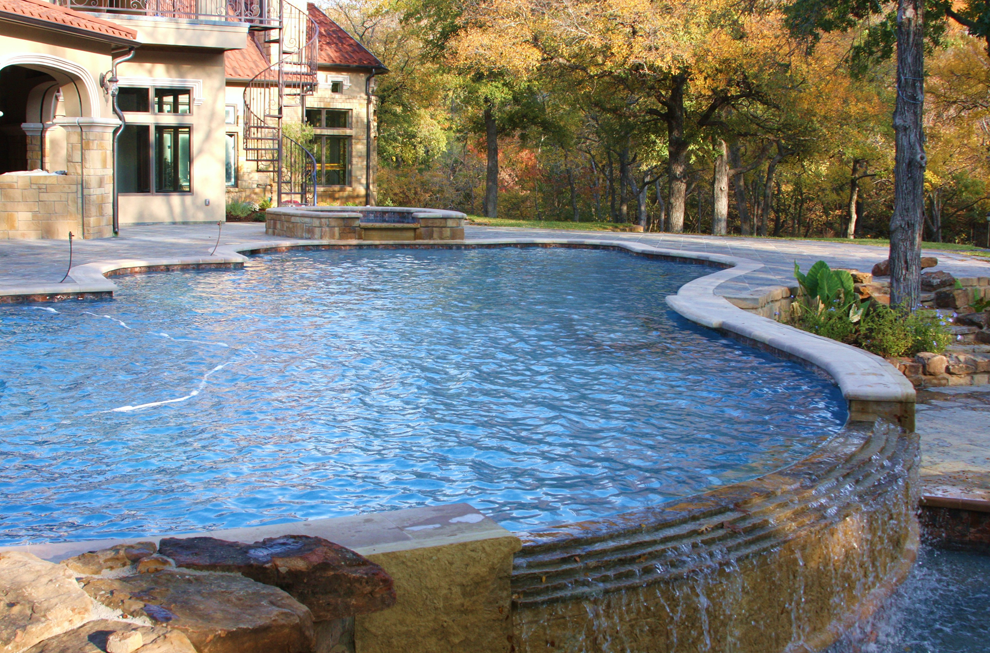 Parker County Pools Photo Gallery Weatherford Tx
