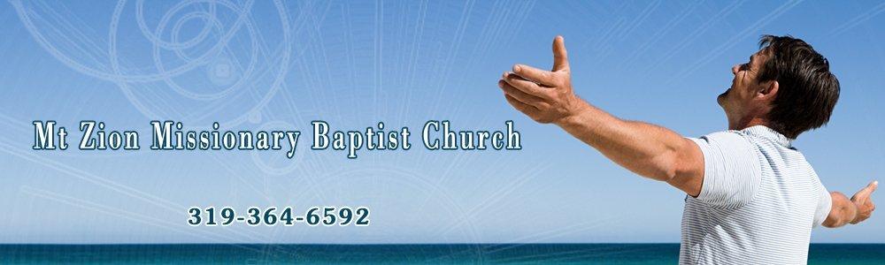Church - Cedar Rapids, IA - Mt Zion Missionary Baptist Church