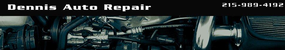 Mechanic - Philadelphia, PA  Dennis Auto Repair
