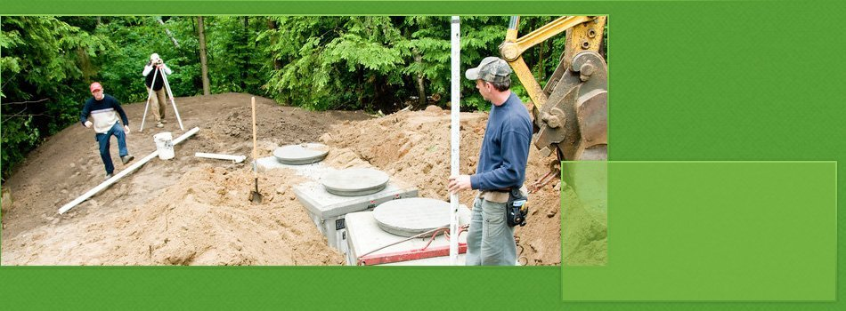 Septic Systems | Greenville, MI | Richards Septic Tank Service | 616-754-8939