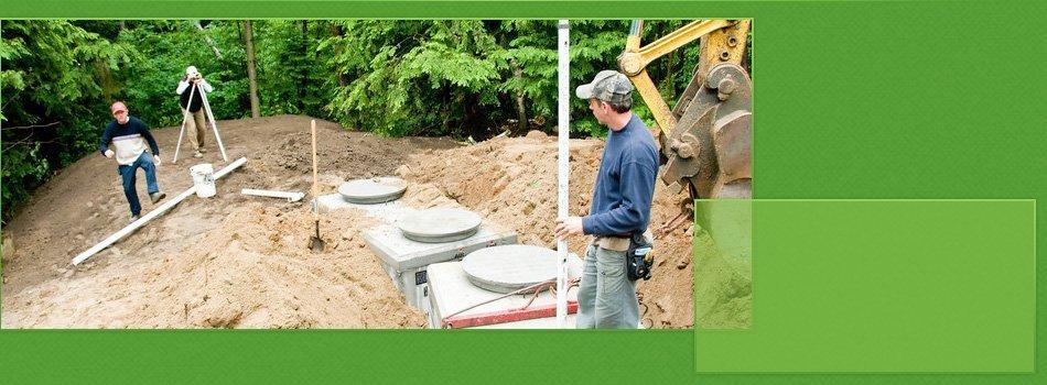 Excavation | Greenville, MI | Richards Septic Tank Service | 616-754-8939