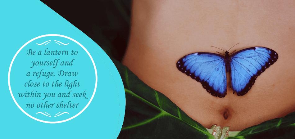 Butterfly | Burlington, WI | Oriental Healing Oasis & Wellness Center | 262-763-9355