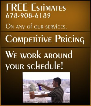 Commercial Team Cleaning - Commercial Cleaning Contractors - Atlanta, GA