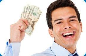 Payroll check encashing