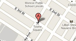 Towne Square Market 1002 E 3rd Street Monroe, MI 48161-1904