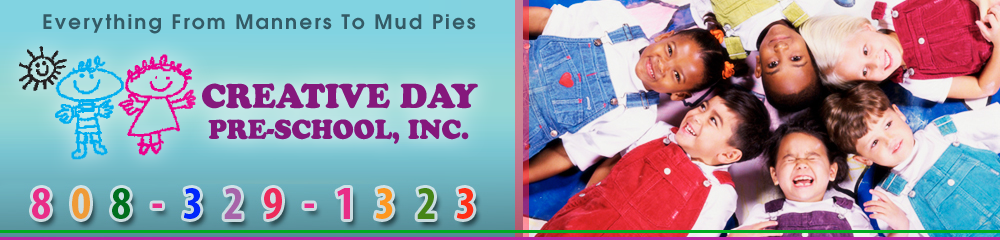 Preschool Kailua Kona, HI - Creative Day Preschool Inc